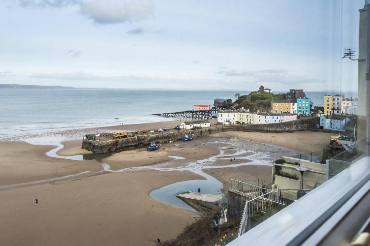Fisherman's Catch - Two Bedroom Luxury Apartment - Tenby