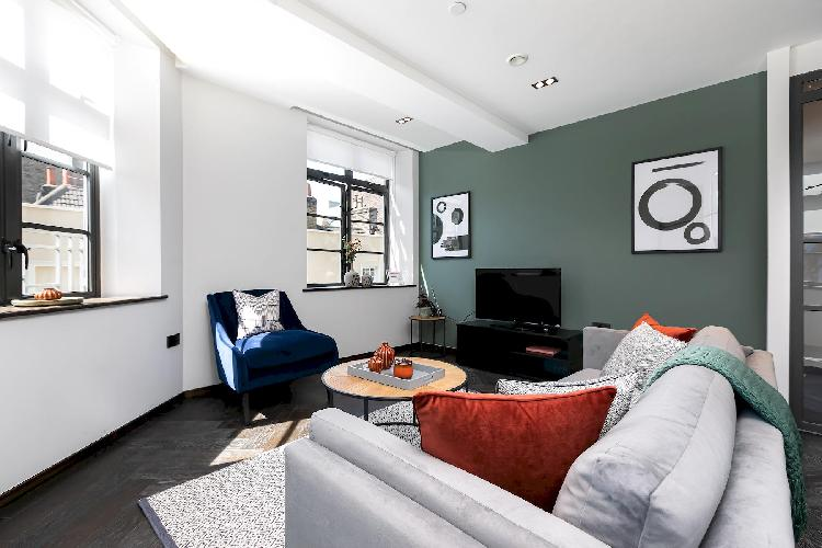 Oxford Street IV, amazing 2bedrooms apartment by LOVELYDAYS