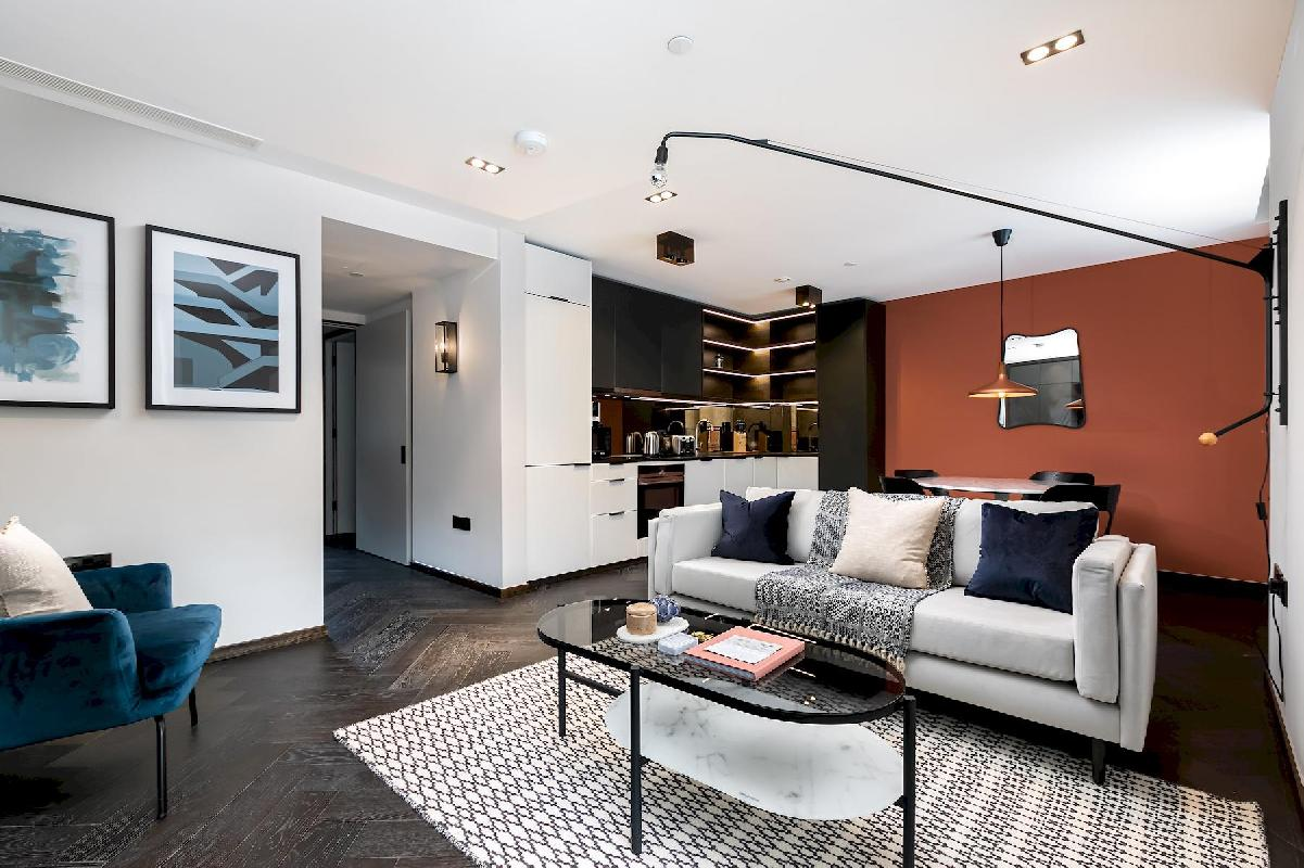 Noel Street VII, remarkable 1 bedroom apartment by LOVELYDAYS