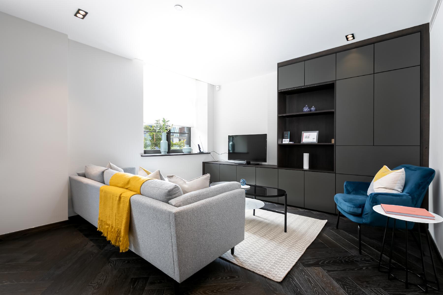 Oxford Street V, exceptional 1 bedroom flat by LOVELYDAYS