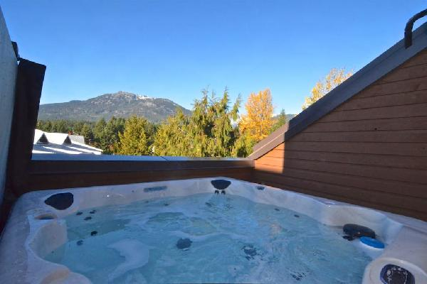 HS17 · Hearthstone Lodge - Hot tub - Village location