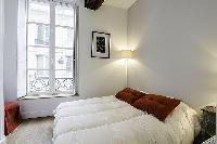 awesome access to the balcony of Saint Germain des Prés - Dragon I luxury apartment