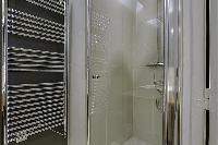 fresh and clean toilet and bath in Saint Germain des Prés - Dragon I luxury apartment