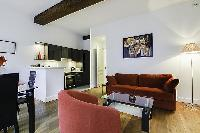 fully furnished Saint Germain des Prés - Dragon I luxury apartment