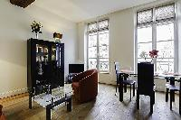 awesome dining area in Saint Germain des Prés - Dragon I luxury apartment