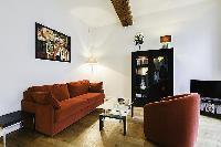 nice and neat interiors of Saint Germain des Prés - Dragon I luxury apartment