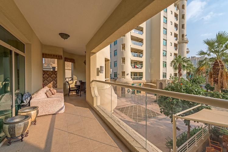 Lovely Palm Jumeriah Apartment | 2 Bedroom | Shoreline 4