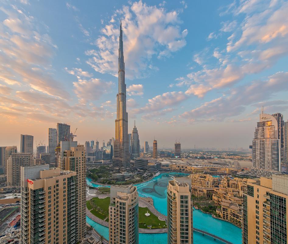 Spectacular Burj Khalifa & Fountain View   2 BR   29 Boulevard