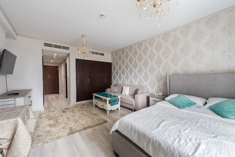 Chic Studio Apartment | Blvd Central, Downtown Dubai