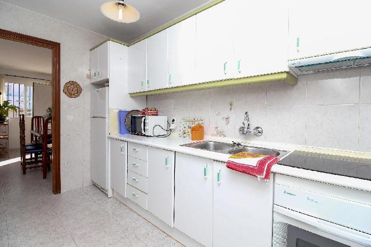 La Cala Torreon - First Line Beach 3BR Apartment by Rafleys