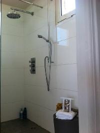 clean and fresh bathroom in Corsica - Ajaccio Loft luxury apartment