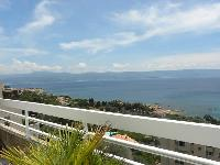 breathtaking view of the sea from Corsica - Ajaccio Loft luxury apartment