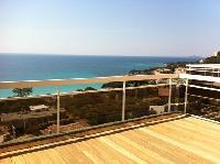amazing deck of Corsica - Ajaccio Loft luxury apartment
