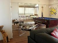 fully furnished Corsica - Ajaccio Loft luxury apartment