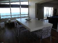 awesome glass wall of Corsica - Ajaccio Loft luxury apartment