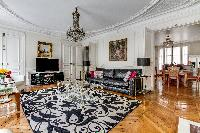 fully furnished Saint Germain des Pres - Rennes II luxury apartment