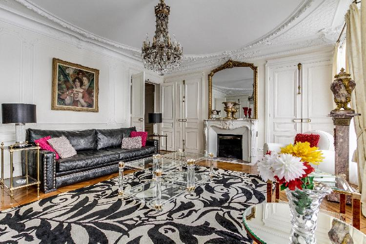 marvelous Saint Germain des Pres - Rennes II luxury apartment