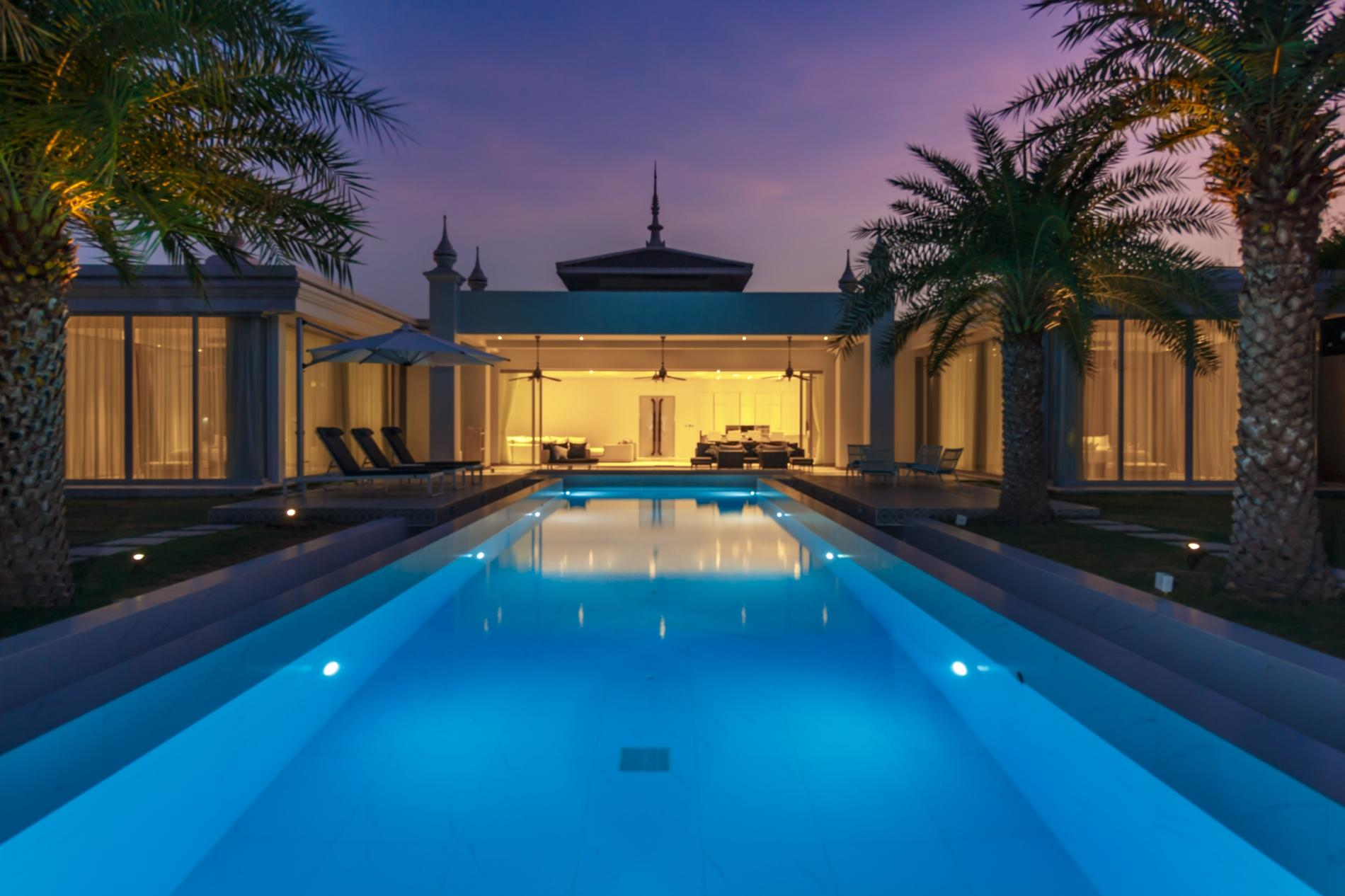 Gatsby Rawai villa