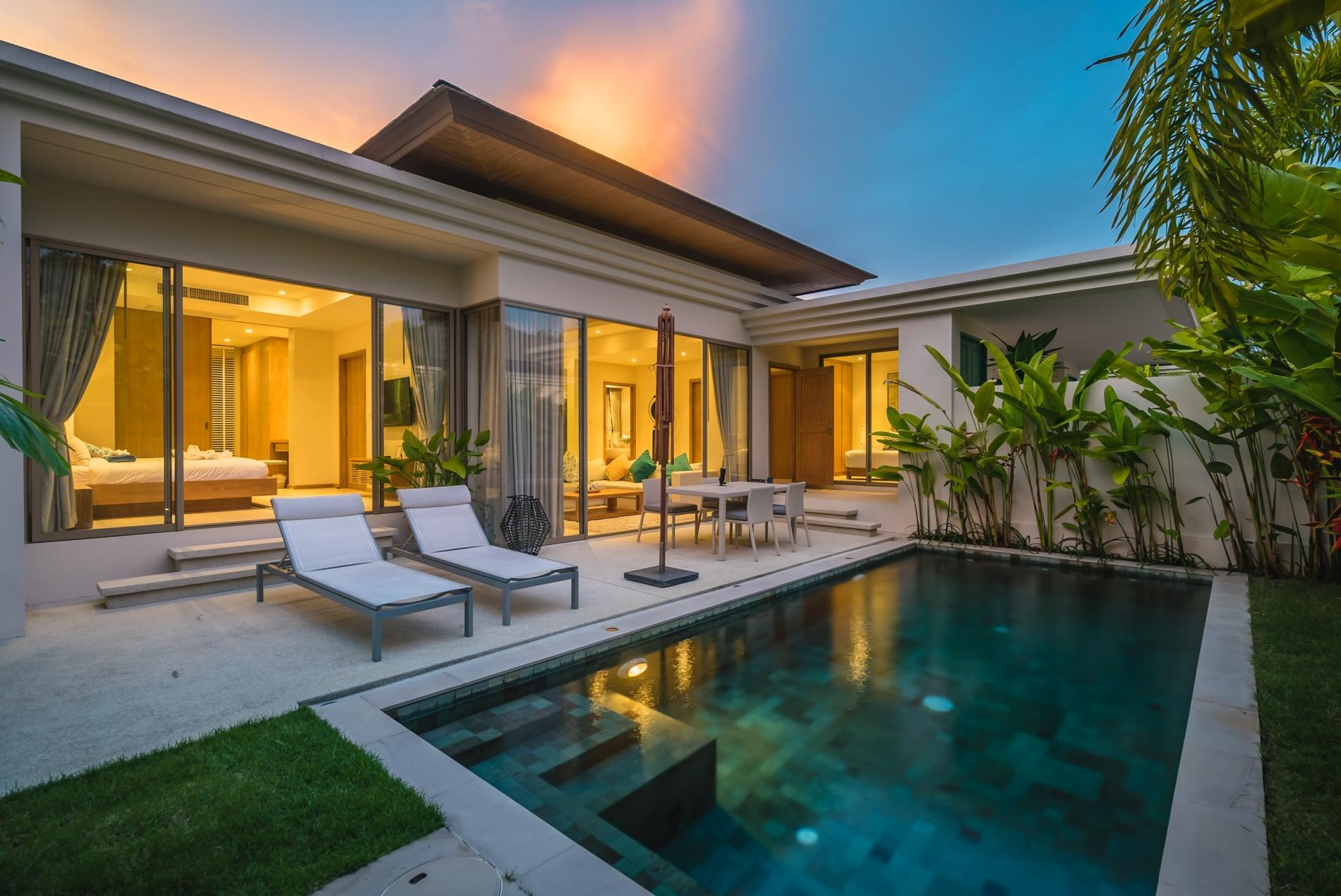 Trichada 18 - Private pool modern 3 bedroom villa