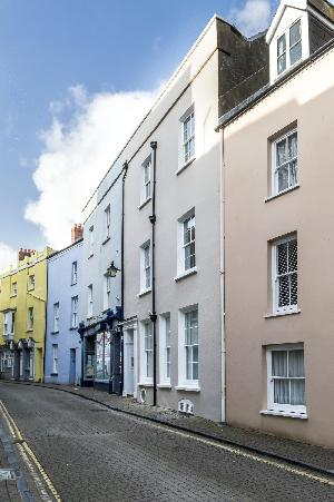 Lady Tenby - 2 Bedroom Apartment - Tenby (Windsor House)