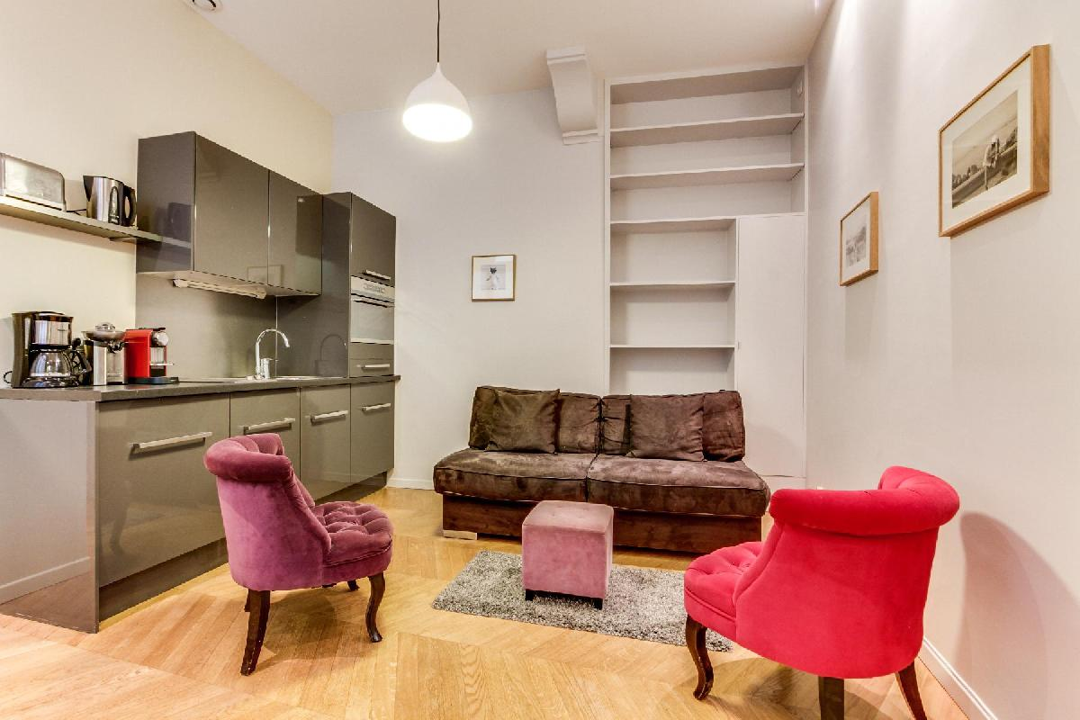Louvre - Saint Honore 2 Bedrooms