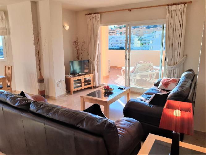 Penthouse with  panoramic mountain and sea views  Costa del sol - Málaga CS251