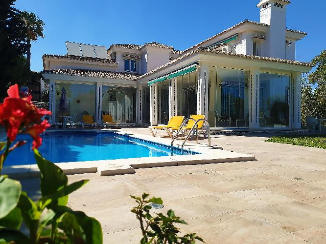 Villa Margarita -Private villa only few minutes from La Cala de Mijas