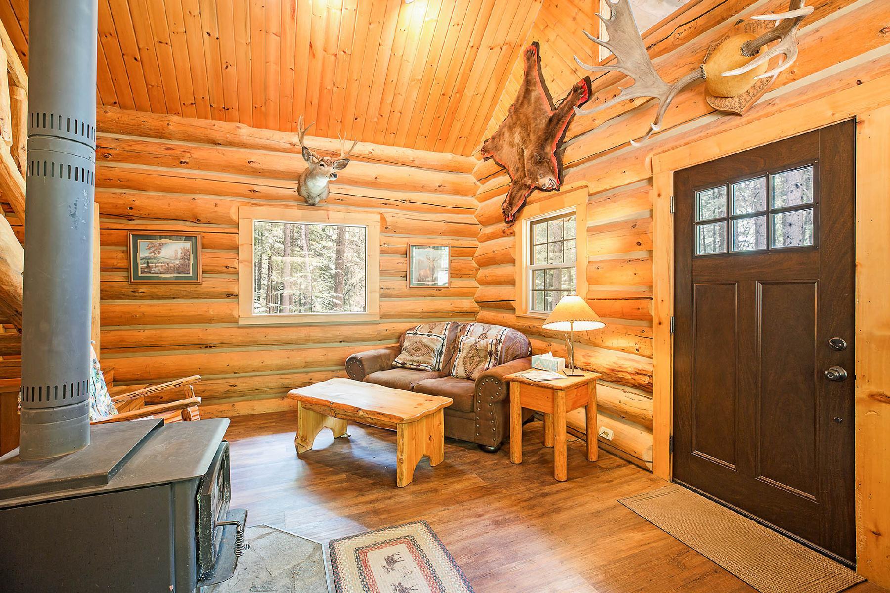 Wrangler Log Cabin