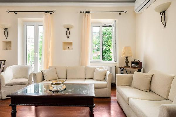 Stunning Classic Apartment in Corfu Town