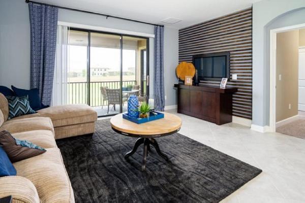 Modern 3 Bedroom Condo At Champions Gate, Orlando.