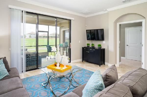 Modern 2 Bedroom Condo At Champions Gate, Orlando.