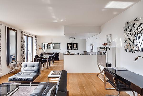 chic Brussels - Louise Stephanie III G luxury apartment
