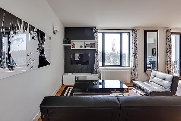 nice Brussels - Louise Stephanie III G luxury apartment
