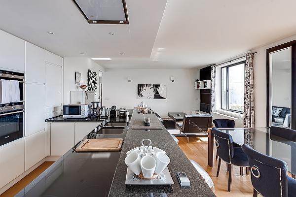 neat Brussels - Louise Stephanie III G luxury apartment