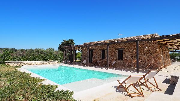 Villa Lusso con piscina vicina al mare - Villa Casciani