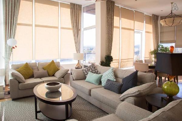 Ridge Hall Penthouse Apartment