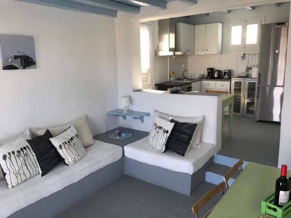 Sea View Villa at Livadi - Serifos Island