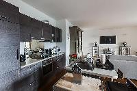 well-appointed Brussels - Louise Stephanie II luxury apartment