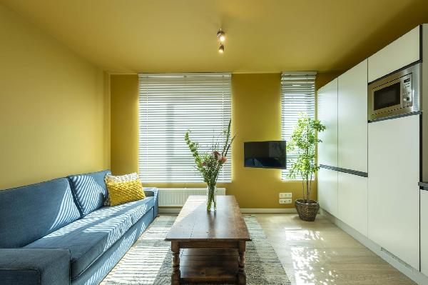 The India Yellow Studio