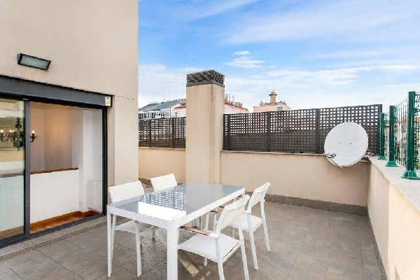 (GI33)Barcelona| Charming Duplex With Terrace¤