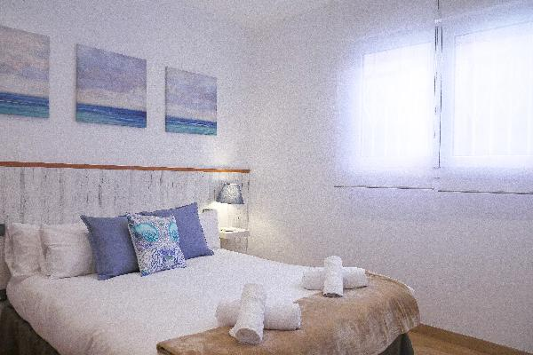 (EU4B)BARCELONA | GRACIA | LOVELY APARTMENT FOR 7 ¤
