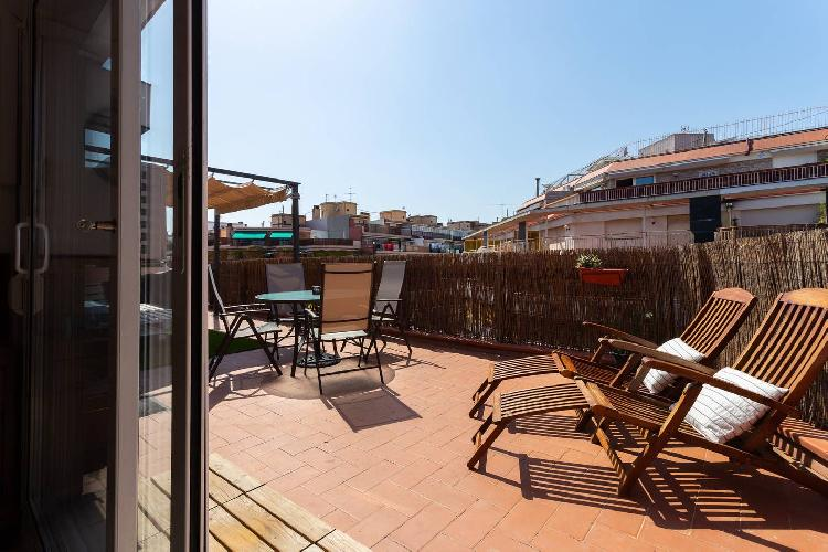(M320)Rooftop Apartment with Private Terrace¤