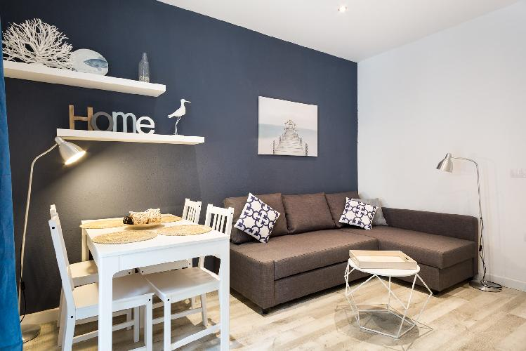 (R266) BARCELONA |  STYLISH 2 BEDROOM | FAMILY APT ¦