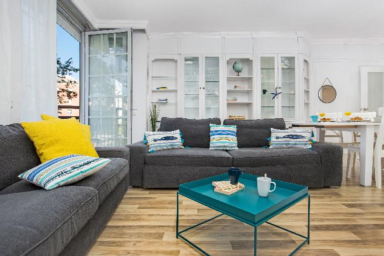 (SA415) BARCELONA | BIG & BRIGHT APT | SAGRADA FAMILIA | ¤
