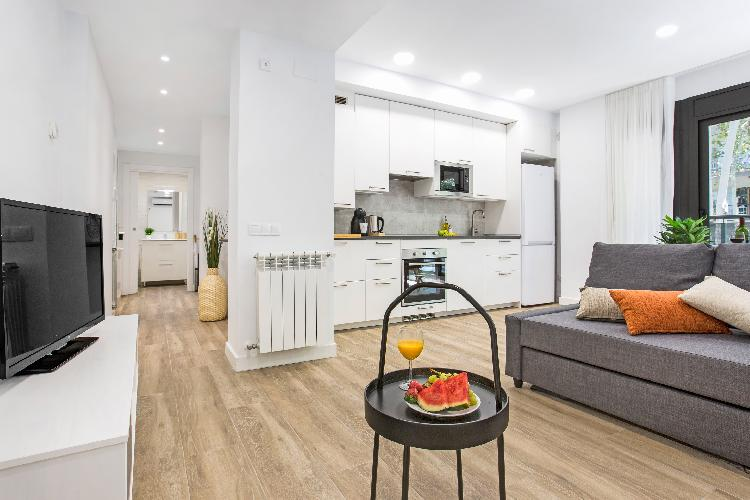 (FPEN) BARCELONA | STYLISH APT | NEAR METRO¦