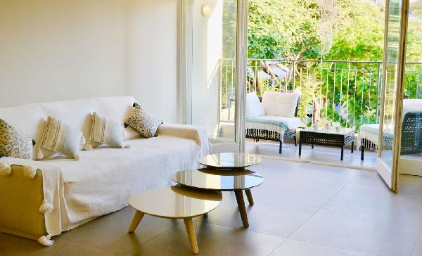 Appartement Belle | Tel Aviv | Neve Tzedek | Pines St. | Modern 2BR | #N11