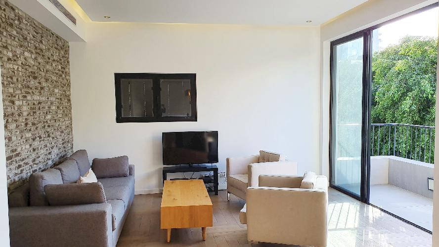 Apartment Brique | 2BR | Tel Aviv | Center | Dizengoff St #TL55