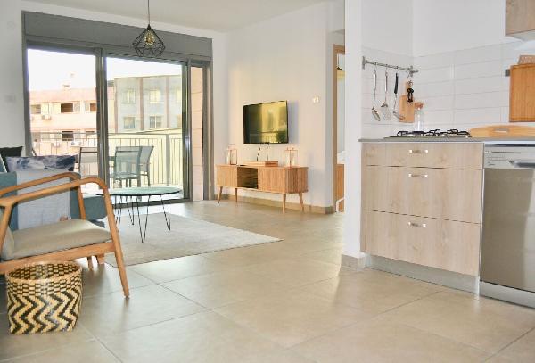 Apartment Coton | 1BR | Tel Aviv | Florentin | Levinsky St | #TL18
