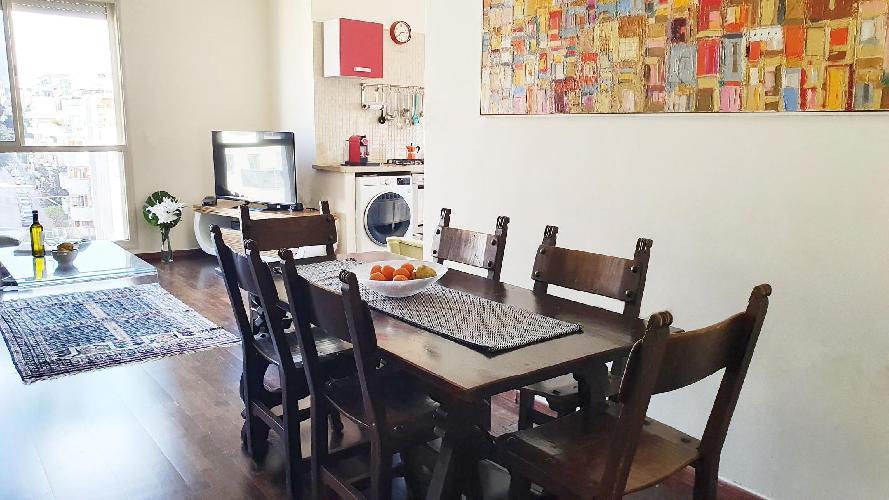 Apartment Nacre | 1BR | Tel Aviv | Lev Hair | Melchett St | #TL59
