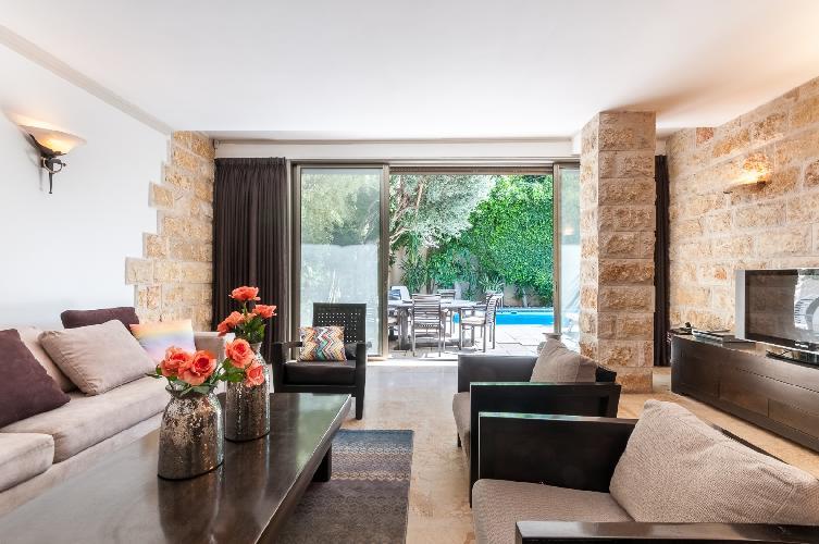 Villa Jasmin | 6BR | Herzliya Pituach | Ramat Yam St | #H3